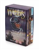Warriors Power Of Three Box Set Volumes 1 To 3