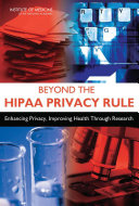 Beyond the HIPAA Privacy Rule: