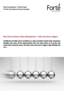 Pdf Real-Time Customer Value Management – Sales and Churn Triggers Telecharger