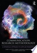 Communication Research Methodology