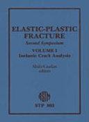 Elastic plastic Fracture  Second Symposium  Volume I  Inelastic Crack Analysis