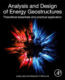 Analysis and Design of Energy Geostructures Book