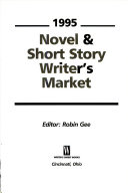 Novel and Short Story Writer s Market  1995