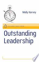 Outstanding leadership Book