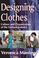 Designing Clothes Book