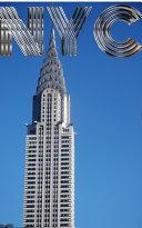 Chrysler Building New York City Writing Journal