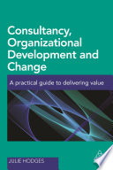 Consultancy, Organizational Development and Change