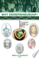 Why Entrepreneurship  Book