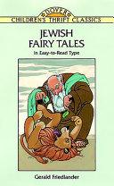 Jewish Fairy Tales Book