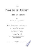 The Pioneers Of Beverly