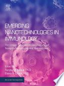 Emerging Nanotechnologies In Immunology Book PDF