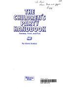 The Children s Party Handbook