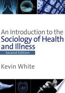 An Introduction to the Sociology of Health   Illness