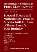 Spectral Theory and Mathematical Physics: Ergodic Schrödinger operators, singular spectrum, orthogonal polynomials, and inverse spectral theory