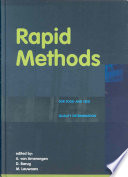 Rapid methods for food and feed quality determination
