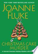 Christmas Cake Murder Book PDF