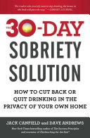 The 30-Day Sobriety Solution Pdf/ePub eBook