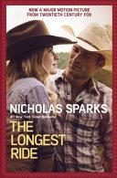 The Longest Ride Book