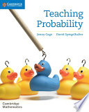 Books - Teaching Probability | ISBN 9781316605899