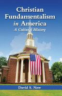 Christian Fundamentalism in America