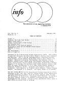 The Info Journal