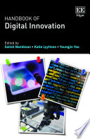 Handbook of Digital Innovation