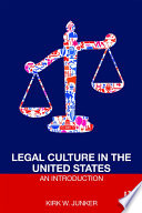 Legal Culture In The United States An Introduction