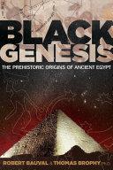 Black Genesis Book