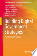 Building Digital Government Strategies