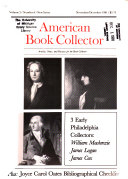 American Book Collector