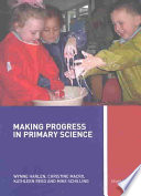 Cover of Making Progress in Primary Science