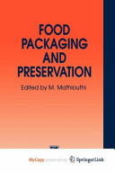 Food Packaging and Preservation Book