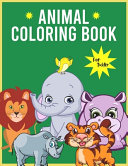 Animal Coloring Book For Toddler