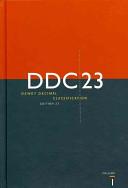 Dewey Decimal Classification and Relative Index