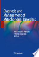Diagnosis and Management of Mitochondrial Disorders Book