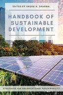 Handbook for Sustainable Development