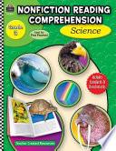 Nonfiction Reading Comprehension  Science  Grade 3