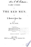 Camp Fires of the Red Men