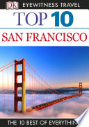 DK Eyewitness Top 10 Travel Guide  San Francisco Book