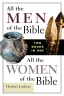 All the Men of the Bible/All the Women of the Bible Compilation Pdf/ePub eBook