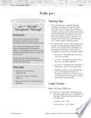 Content-Area Vocabulary Level 4–Prefix per- by Timothy Rasinski,Nancy Padak PDF