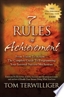 7 Rules of Achievement