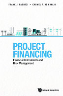 Project Financing  Financial Instruments And Risk Management