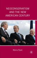 Neoconservatism and the New American Century Pdf/ePub eBook