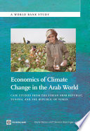 Economics of Climate Change in the Arab World