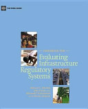 Handbook for Evaluating Infrastructure Regulatory Systems