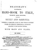 Bradshaw's illustrated hand-book to Italy