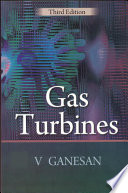 Gas Turbines 3E Book