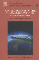 Neotectonism in the Indian Subcontinent Book