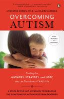 Pdf Overcoming Autism